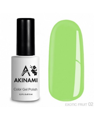 Akinami, Гель-лак Exotic Fruit №02