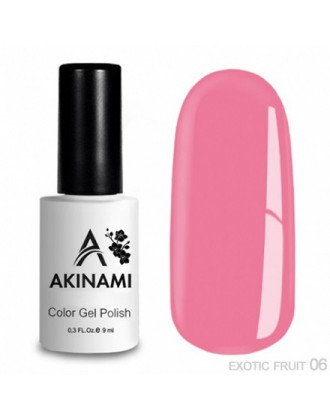 Akinami, Гель-лак Exotic Fruit №06