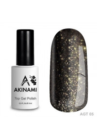 Akinami Glitter Top Gel 05