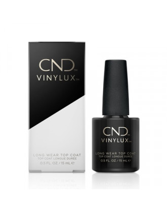 CND Vinylux, Weekly Top Coat, Топ, 15 мл