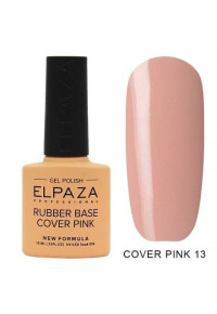 Elpaza, Rubber base cover pink №13