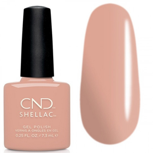 CND, Shellac цвет Baby smile