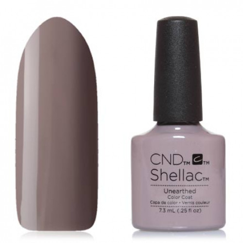 CND, Shellac цвет Unearthed