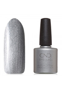 CND Shellac, цвет After Hours 7,3 мл. Серебристый