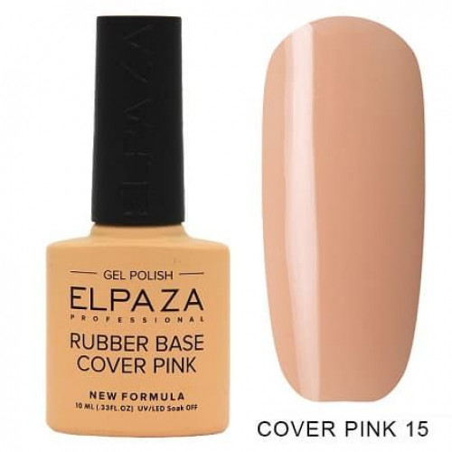 Elpaza, Rubber base cover pink №15