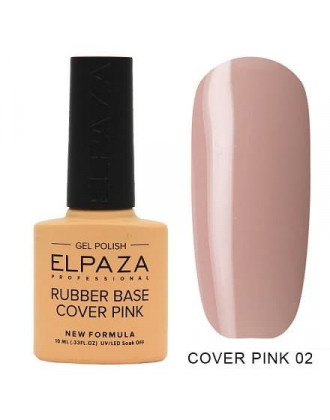 Elpaza, Rubber base cover pink №02