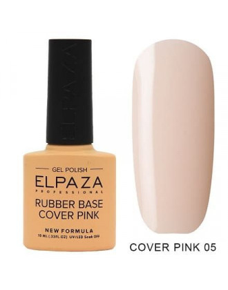 Elpaza, Rubber base cover pink №05