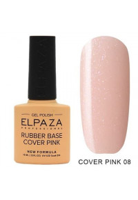 Elpaza, Rubber base cover pink №08