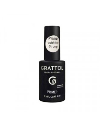 Grattol, Primer Acid-free Strong, 9 мл